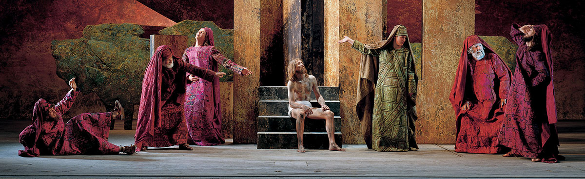 Visit Oberammergau & see the Passion Play